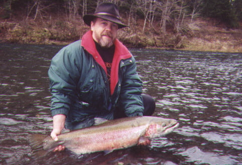 Big Sol Duc steelhead